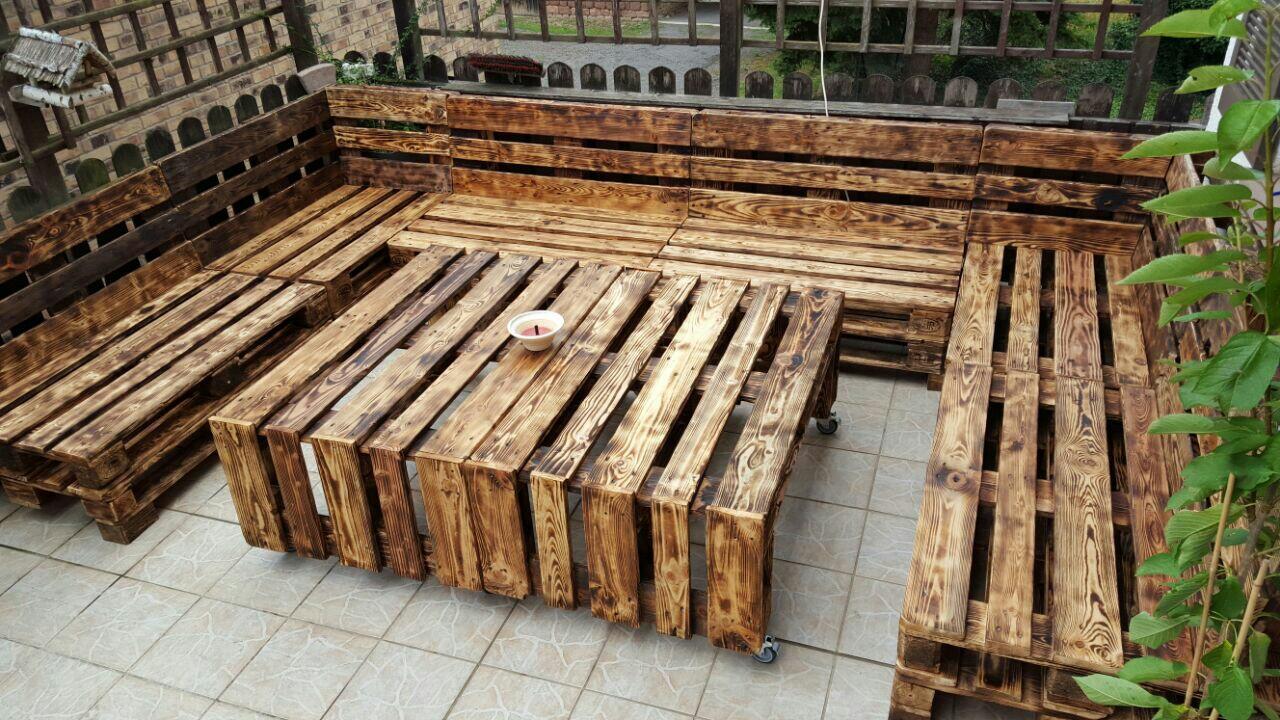 gro artig palettenm bel terrasse fotos die kinderzimmer design ideen. Black Bedroom Furniture Sets. Home Design Ideas